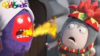 Oddbods Full Episode - Oddbods Full Movie   Hotheads   Funny Cartoons For Kids