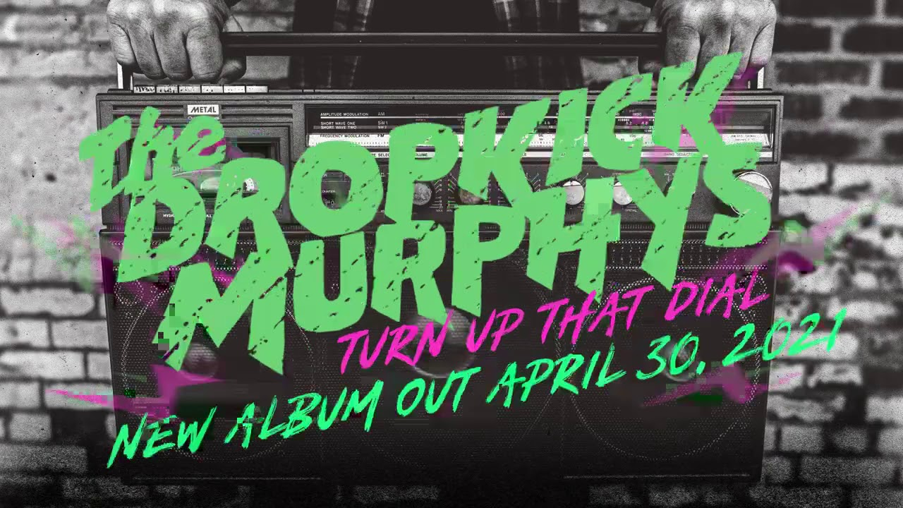 "Dropkick Murphys ""Middle Finger"" (official audio)"