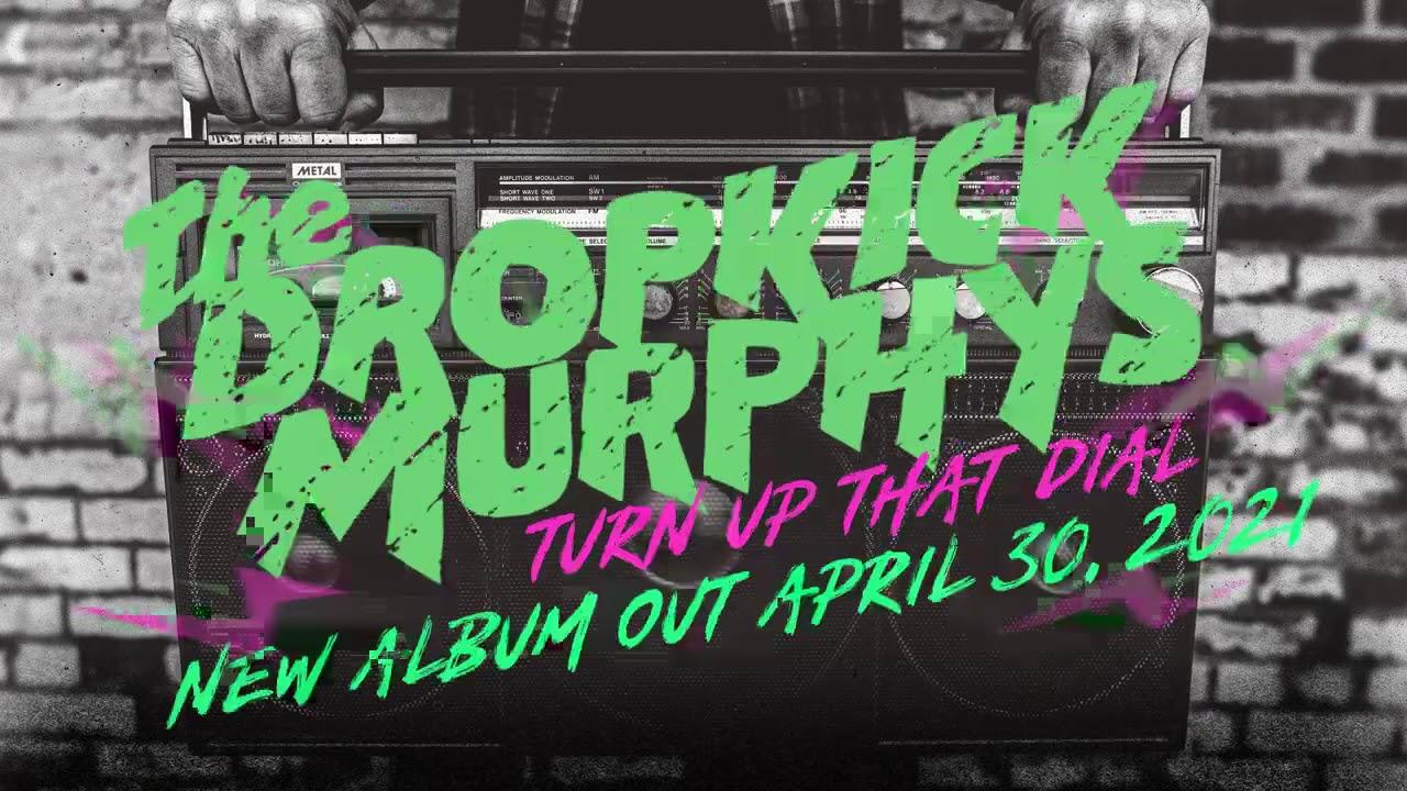 """Dropkick Murphys """"Middle Finger"""" (official audio)"""