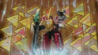 Enter Dino Charge Ultrazord