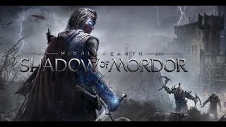 Middle Earth Shadow of Mordor Walkthrough Gameplay Part 1 - Prologue [PS3]