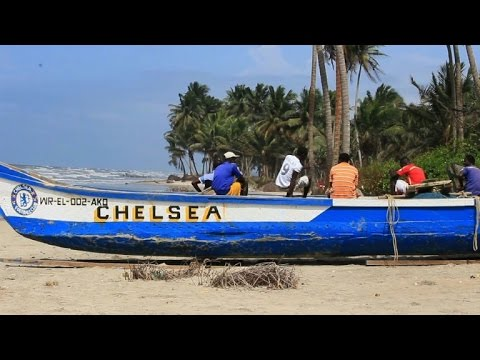Oil and gas fears for Ghana's fishermen and farmers