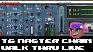 Abbey Road TG Mastering Chain In-depth Walk Thru Stream
