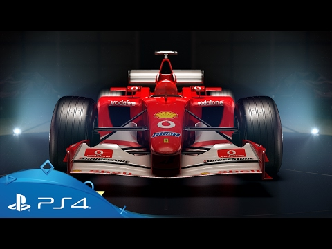 F1 2017   Reveal Trailer   PS4