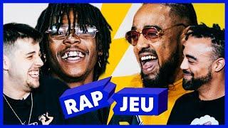 Koba LaD vs Alonzo - Rap Jeu #2 avec Pascal Cefran & Lansky