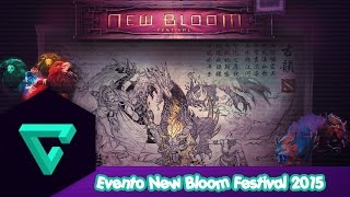 [Dota2] Explicación del Evento New Bloom Festival 2015