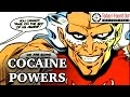 The DC Comics Character Who Gained His Powers from Cocaine