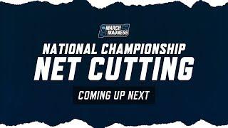 Watch Villanova cut down the nets in 2018 National Championship game