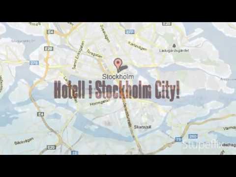 Hotell i Stockholm City
