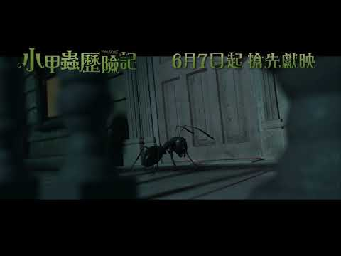 小甲蟲歷險記 (Minuscule-Mandibles From Far Away)電影預告
