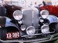 1931 Chrysler Imperial Four Door Phaeton MaroonBlk AmeliaIsland  031017