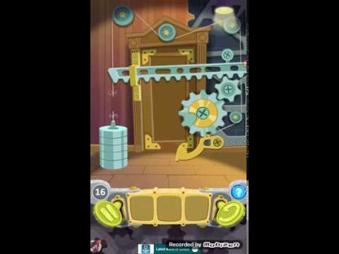 Escape Saga (100 Doors Cartoon)  level 59 Walkthrough