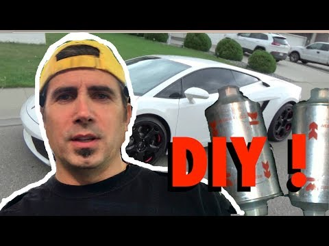 Lamborghini Gallardo Fuel Filter DIY | Step by Step