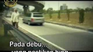 Tak Seindah Sentuhan Mata With Lyrics - NAZREY JOHANI - INTEEM