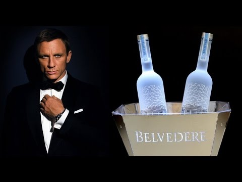 画像: Excellent Choice Mr. Bond - Extended Cut (Belvedere Vodka Commercial - Spectre) youtu.be