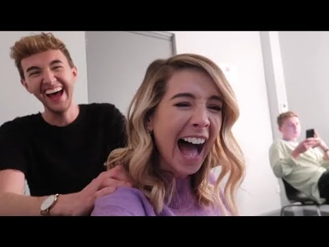 Zoe & Mark Funniest Moments 13