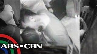 BREAKING NEWS : Cedric Lee & Deniece Cornejo, caught kissing on CCTV