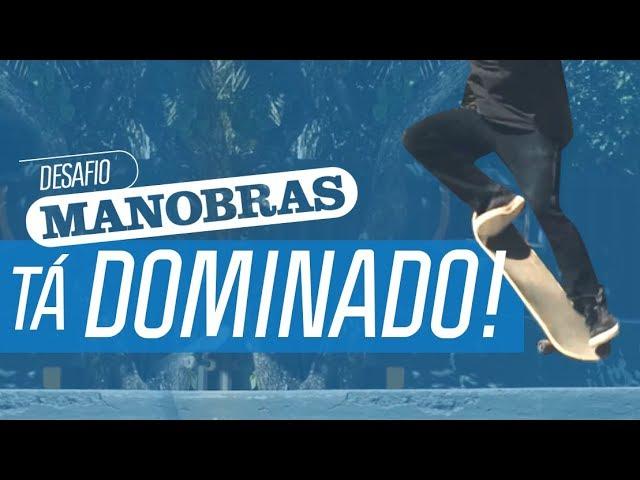 Wonei Carlos x Airam Pinheiro | Desafio Manobras | Canal OFF