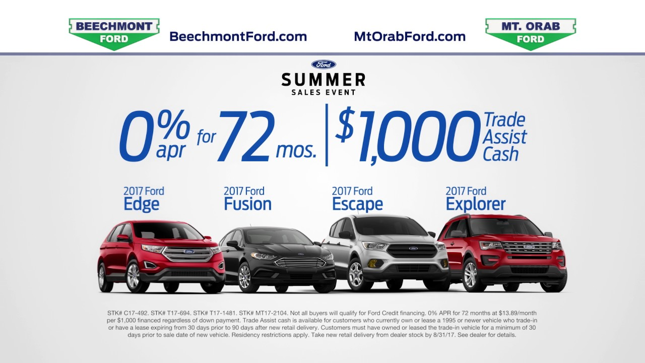 Fly into beechmont ford today