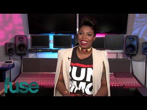 Ta'Rhonda Jones On Her Budding Rap Career