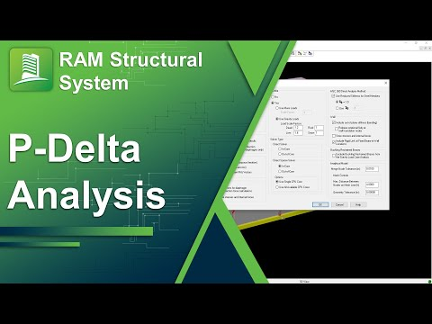 Iterative and Noniterative Methods to Satisfy P-delta Analysis Requirements