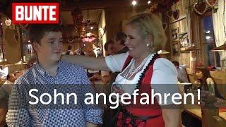 Claudia Effenberg - Die Wahrheit über den dramatischen Unfall ihres Sohnes   - BUNTE TV