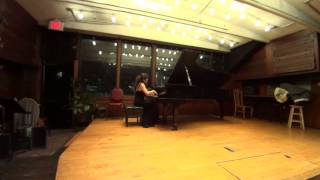 Download Inna Faliks plays Mozart Fantasie in d minor, Bargemusic MP3 song and Music Video