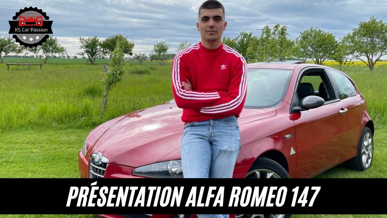 Download Le Mazout à L'italienne l'Alfa Roméo 147 JTD/ Présentation Auto