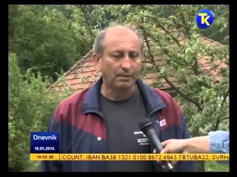 Seona i Repnik klizista, Banovici 18 05 2014