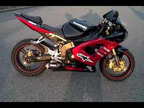2003 Kawasaki 636 Walk Around - YouTube