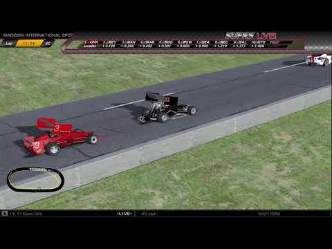 SUPRS 2020 St. Patrick's Day Grab O' the Green Feature from Madison Int'l Speedway