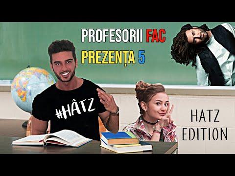 Profesorii fac prezența 5   HATZ EDITION