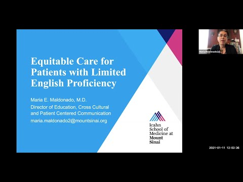 Equitable Care For Patients With Limited English Proficiency