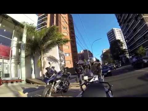 Buenos Aires Motorcycle tour