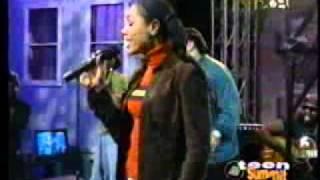 Adriana Evans - Seeing Is Believing (LIVE)