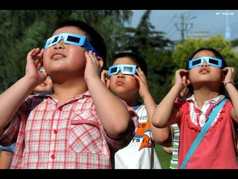 NASA - Total Solar Eclipse of 22th July 2009 Part-2 | Vigyan Prasar | PlayStore |