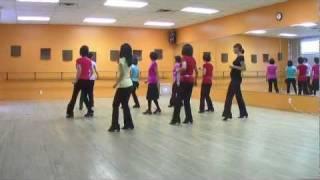 Quizas, Quizas, Quizas - Line Dance (Dance & Teach in English & 中文)