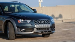 2013-2014 Audi allroad Review and Road Test (yes, allroad is lower case for some reason)