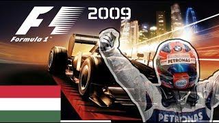 F1 2009 Sezon Robertem Kubicą #10 GP WĘGIER