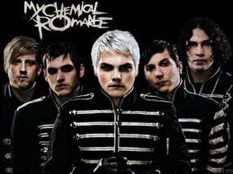 my chemical romance greatest hits