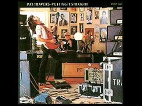 Pat Travers Gettin' Betta