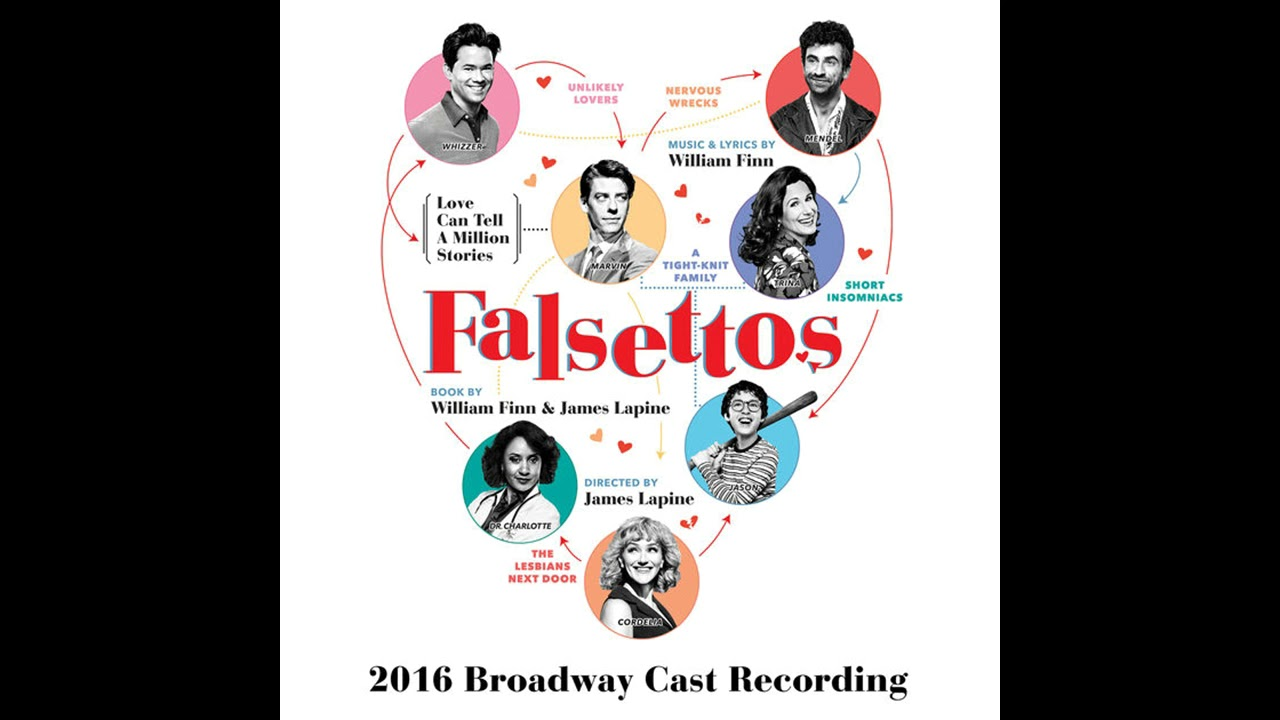 Falsettos (2016) - Marvin at the Psychiatrist [A Three Part Mini-Opera] (Instrumental)