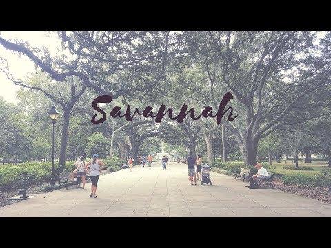 I'M MOVING TO SAVANNAH