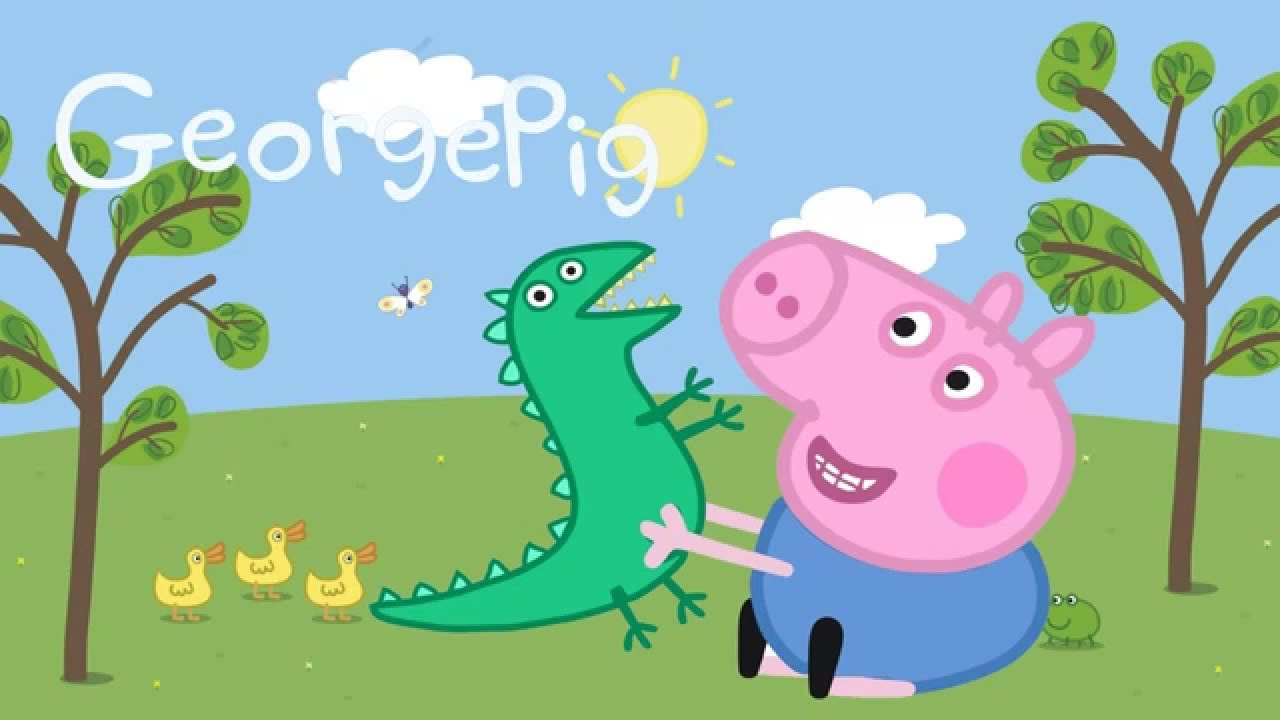 Peppa Pig Abc For Children Learn Peppa Pig English Alphabet Peppa Pig Her Friends Youtube