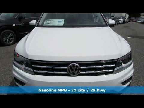 2019 Volkswagen Tiguan Baltimore MD Parkville, MD #O9136447