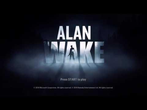 Alan Wake ( Twitch Live Stream )