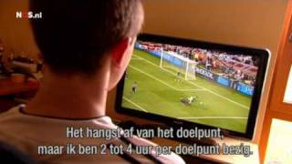 Bricksports.de: TV-Bericht NOS (Niederlande)