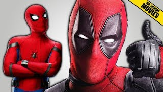 Deadpool Steals Peter Parker's Life - Caravan Of Garbage