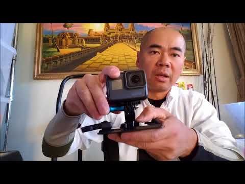 How I setup my Gopro - Best gopro mounts and battery