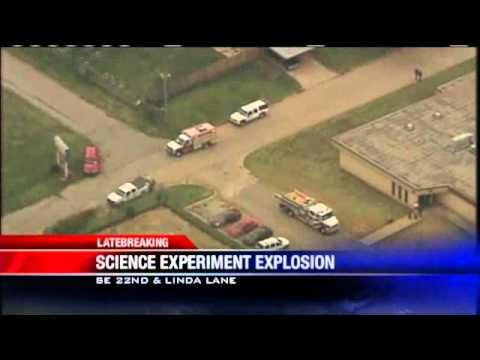 Student Hurt In Science Experiment At Del City School